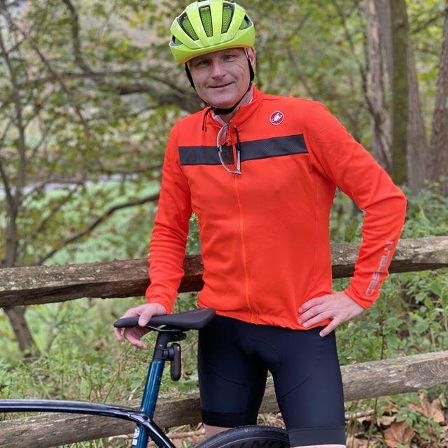 weight loss cycling keith ward