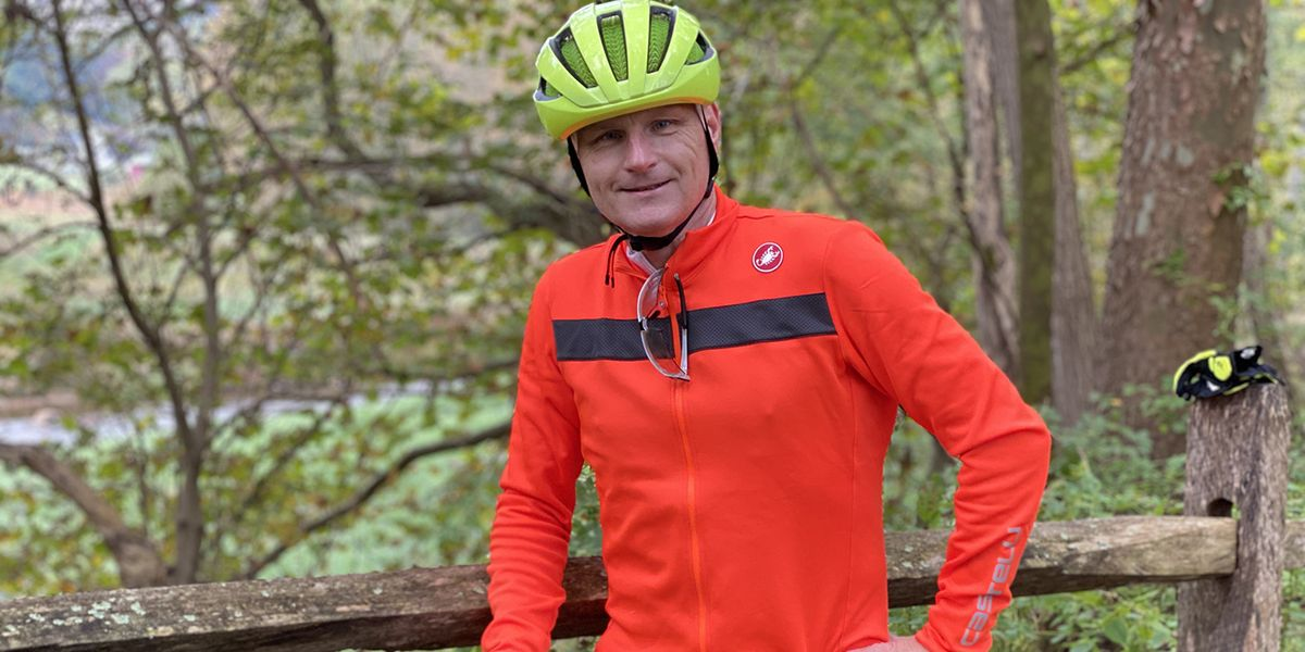 When He Was Diagnosed With Type 2 Diabetes, He Immediately Got on the Bike. Now He's Medication-Free