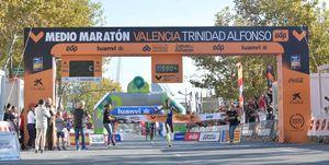 Kejelcha Media Maratón Valencia