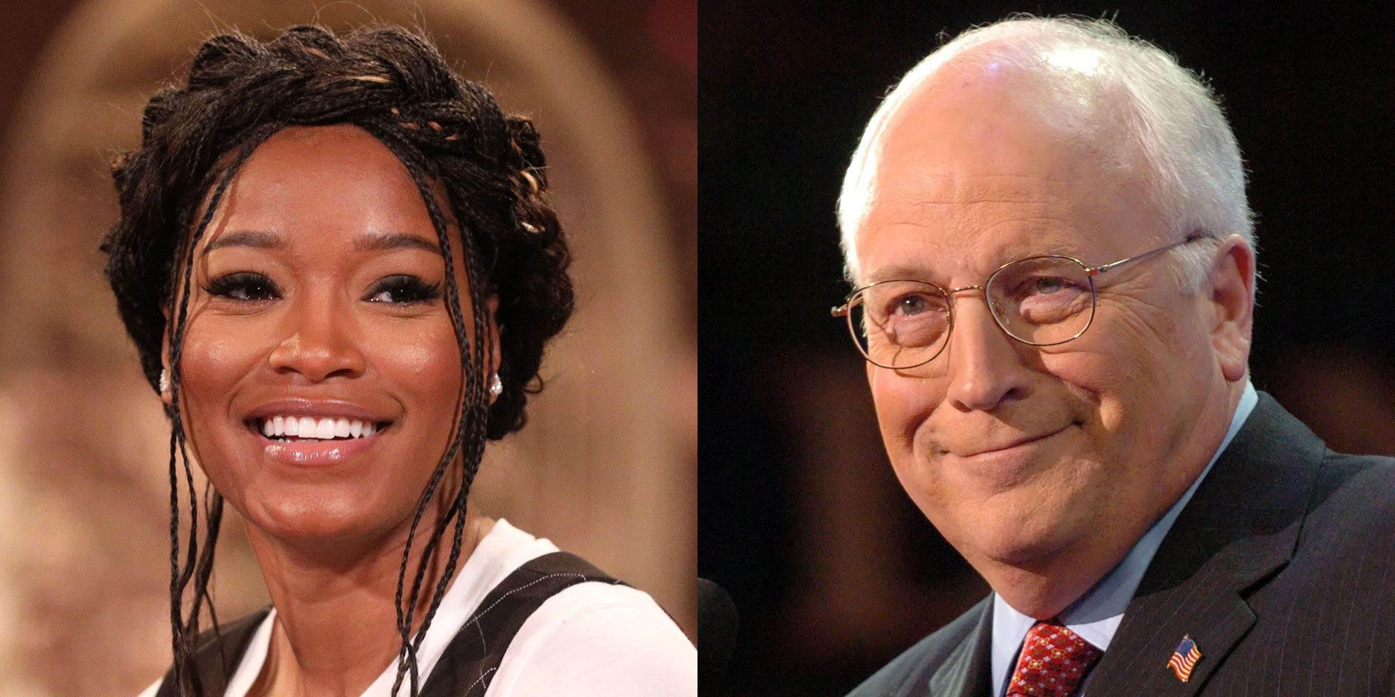 How to Dress Like Keke Palmer and Dick Cheney This Halloween