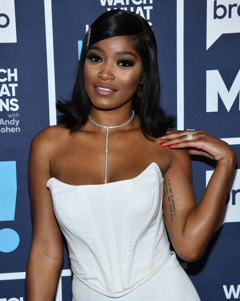 watch what happens live with andy cohen    pictured keke palmer    photo by charles sykesbravonbcu photo banknbcuniversal via getty images