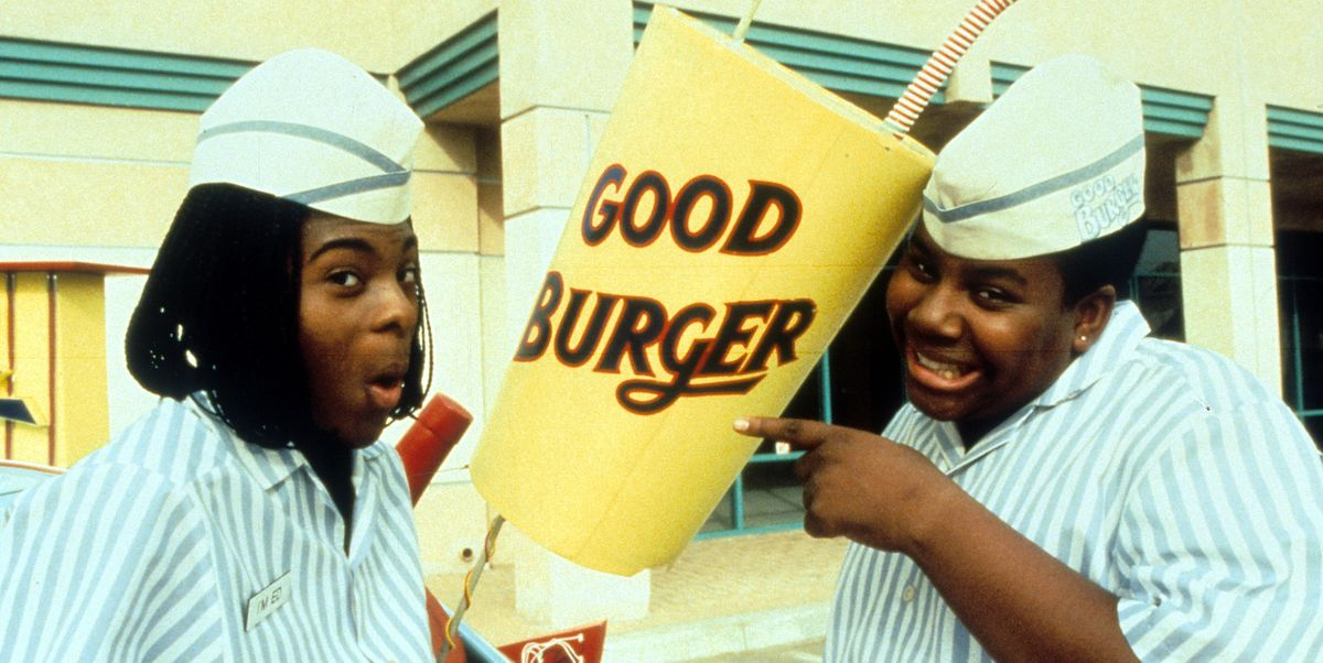 Nickelodeon Launched A Good Burger Pop Up Restaurant In West Hollywood