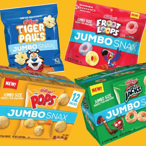 Snack, Food, Vegetarian food, Junk food, Breakfast cereal,