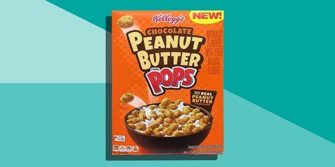 Kellogg's chocolate peanut butter Corn Puffs