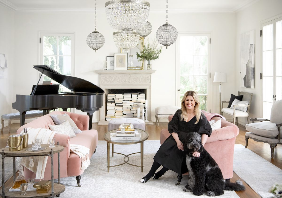 Kelly Clarkson Curated Furniture and Decor Collection for Wayfair