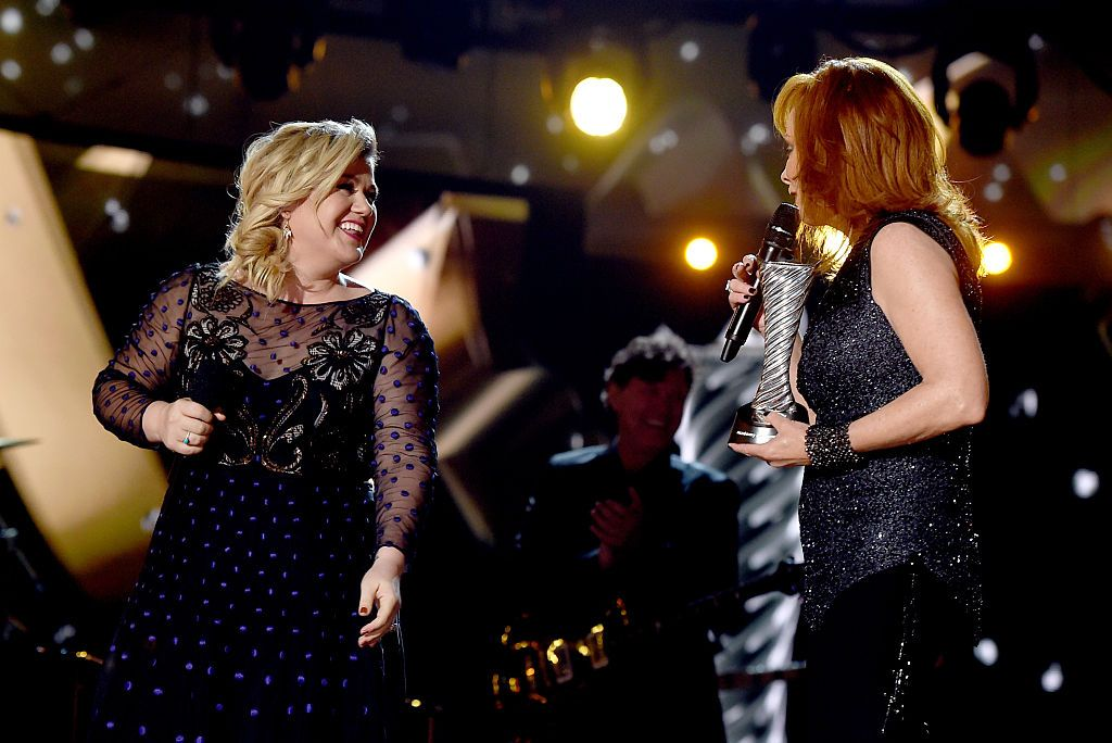 How Are Kelly Clarkson and Reba McEntire Related - Reba McEntire ...