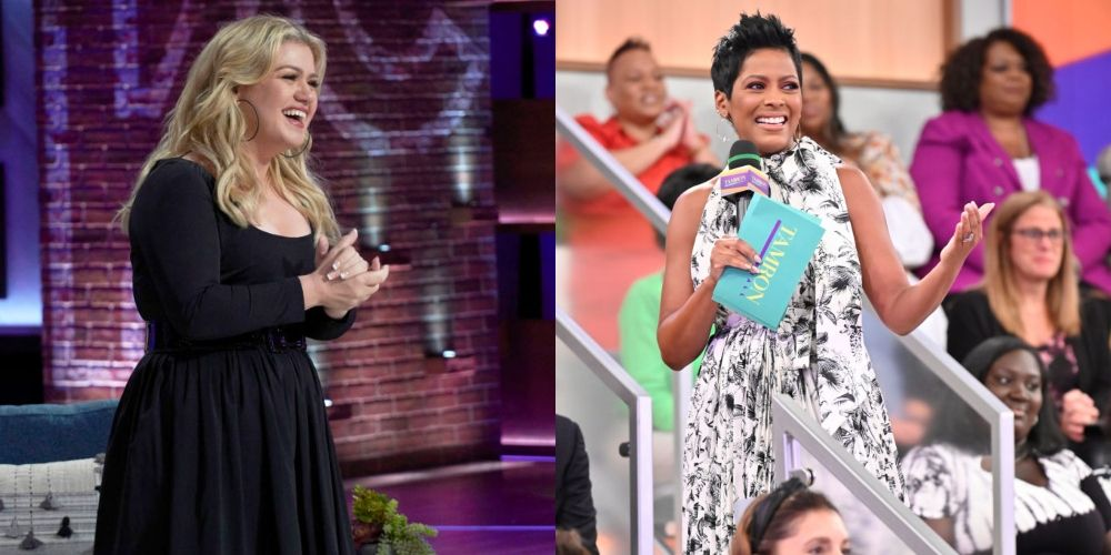 Tamron Hall Shut Down Any Rumors of a Feud With Kelly Clarkson in One Epic Sentence
