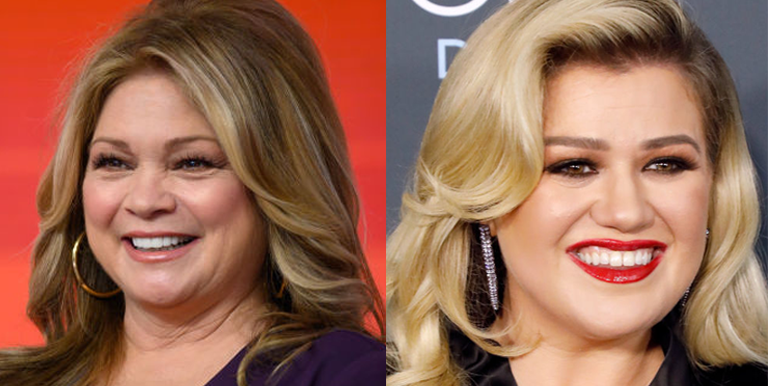 """A Twitter Troll Called Valerie Bertinelli """"Chubby,"""" and Kelly Clarkson Had The Best Response"""