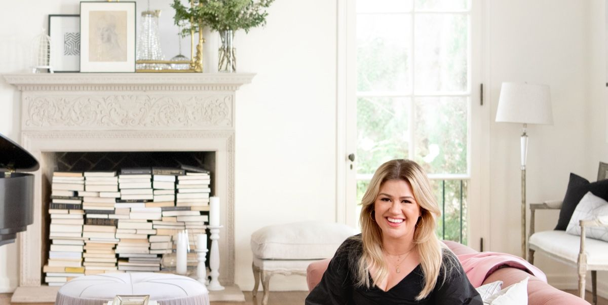 Kelly Clarkson Launches Kelly Clarkson Home Furniture Collection With Wayfair
