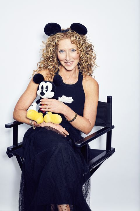 Kelly Hoppen Launches Disneys Mickey Mouse Wallpapers