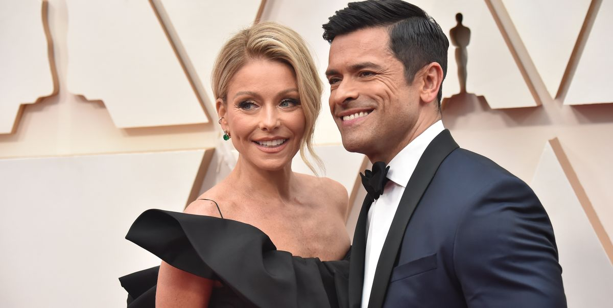 Kelly Ripa Plans On Spending a Lot Of Time Naked After All Her Kids Move Out