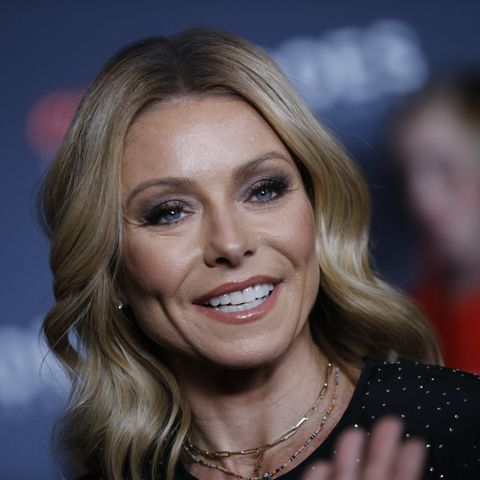 Kelly Ripa at the12th Annual CNN Heroes: An All-Star Tribute