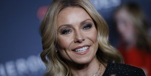 Kelly Ripa at the 12th Annual CNN Heroes: An All-Star Tribute