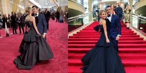 2020 Oscars Red Carpet with Kelly Ripa and Mark Consuelos Instagram