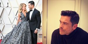 "Kelly Ripa Calls Husband Mark Consuelos ""Daddy"" on Instagram"
