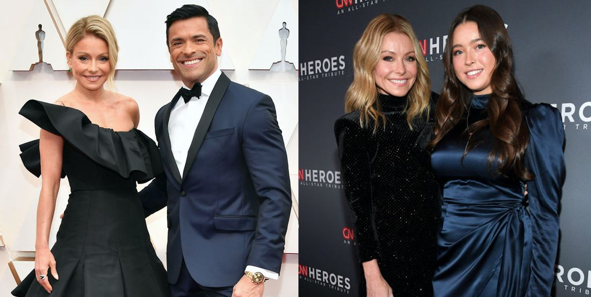 "Kelly Ripa's Daughter Lola Calls Mark Consuelos's Instagram Comment ""Absolutely Repulsive"""