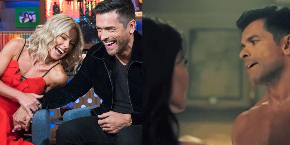 Folks LOSE It After Kelly Ripa Trolls Her Husband Mark Consuelos's Instagram