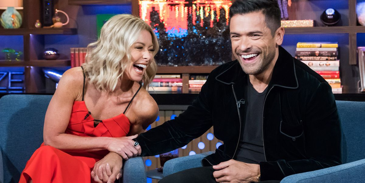 Kelly Ripa and Mark Consuelos' Relationship Is a Total Fairytale