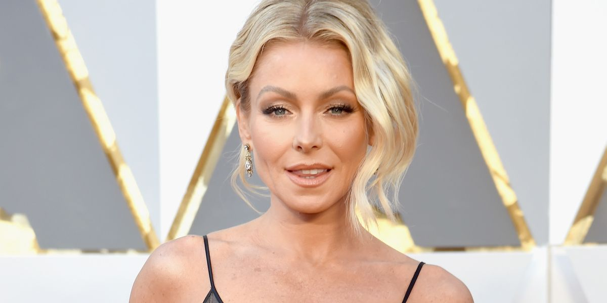 'Live!' Fans Have So Much to Say About Kelly Ripa's High-Slit Dress on Instagram