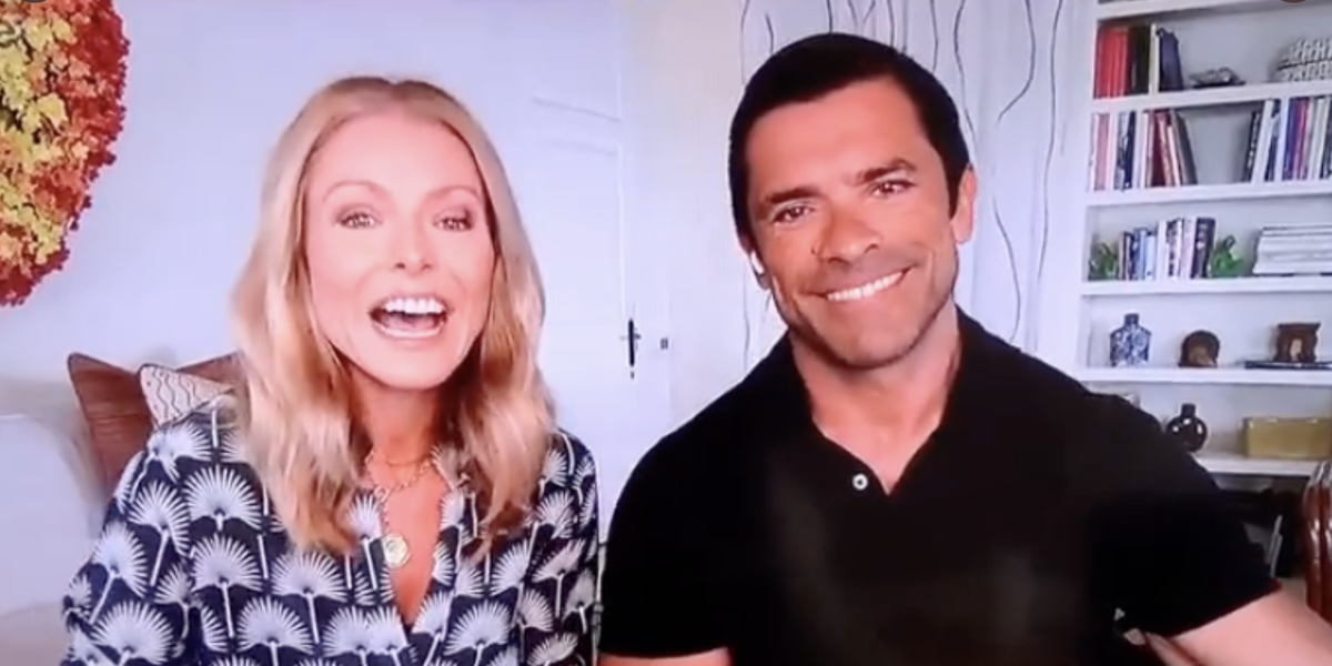 "Fans Are Calling Out Kelly Ripa for ""Lying"" About Where She's Been Quarantining"