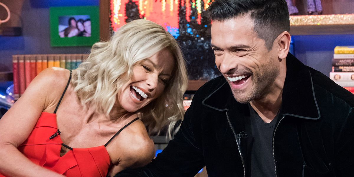 Kelly Ripa Wrote A Really Nsfw Riverdale Comment On