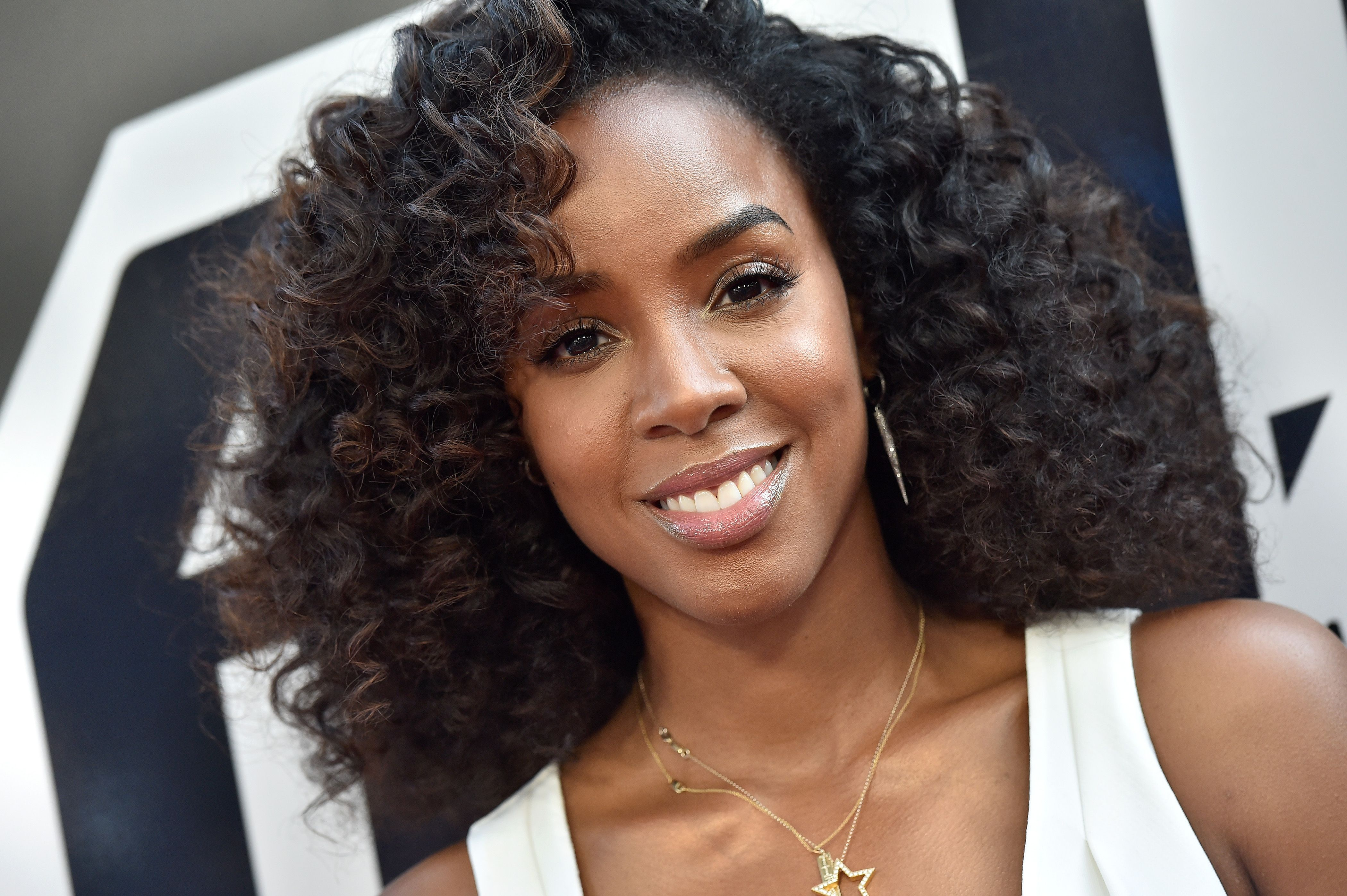kelly rowland boucles lâches