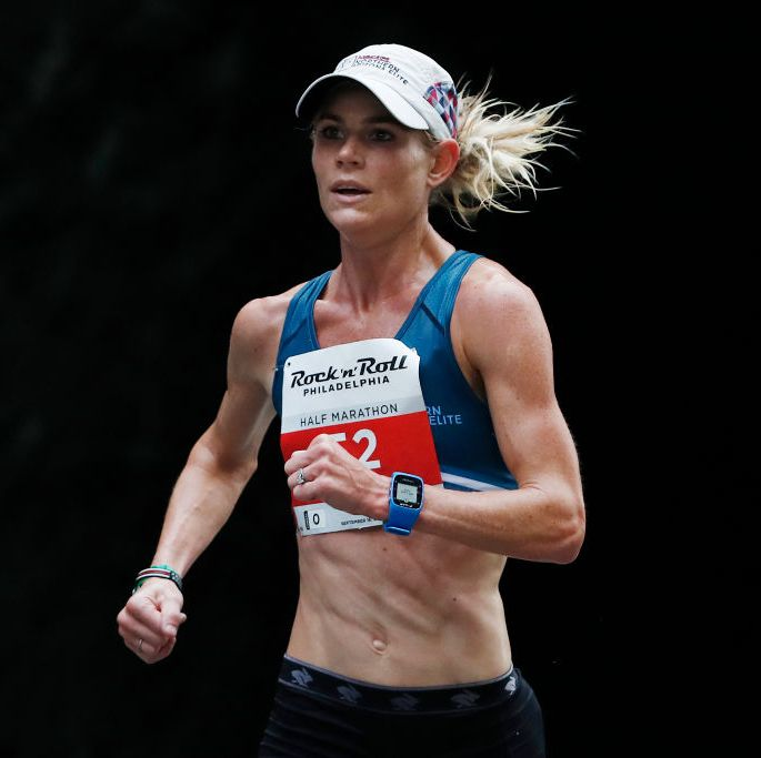 How Elite Marathoner and Mom Kellyn Taylor Thrives on Chaos