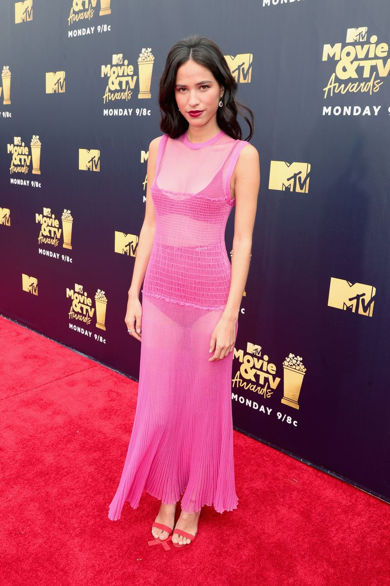 The 10 Nakedest Looks At The Mtv Movie  Tv Awards-9318