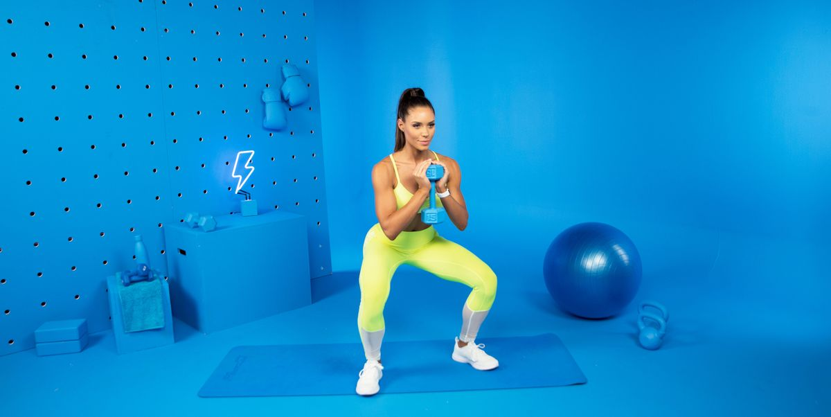 How To Do A Goblet Squat - Form, Benefits, And Workouts