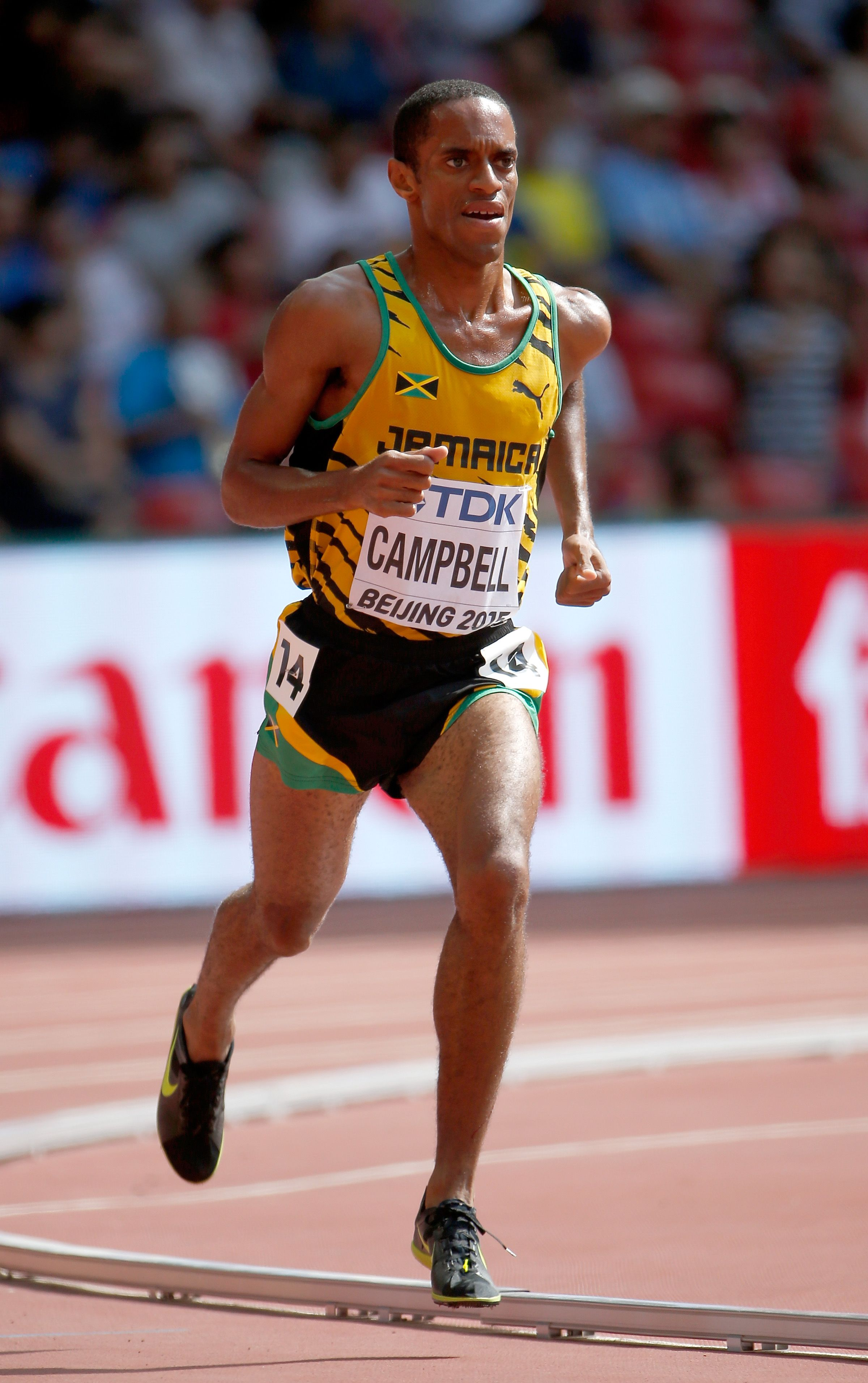 Kemoy Campbell Retires 7 Months After Collapse at Millrose Games