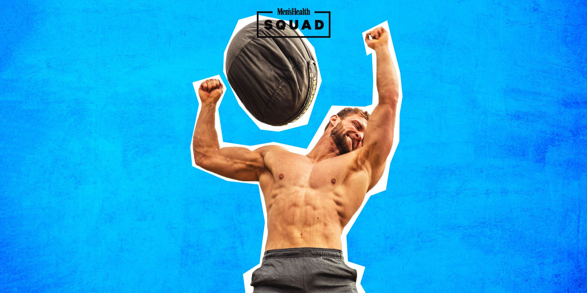 Our Sandbag Ladder Is Your New Favourite Functional Pump Sesh
