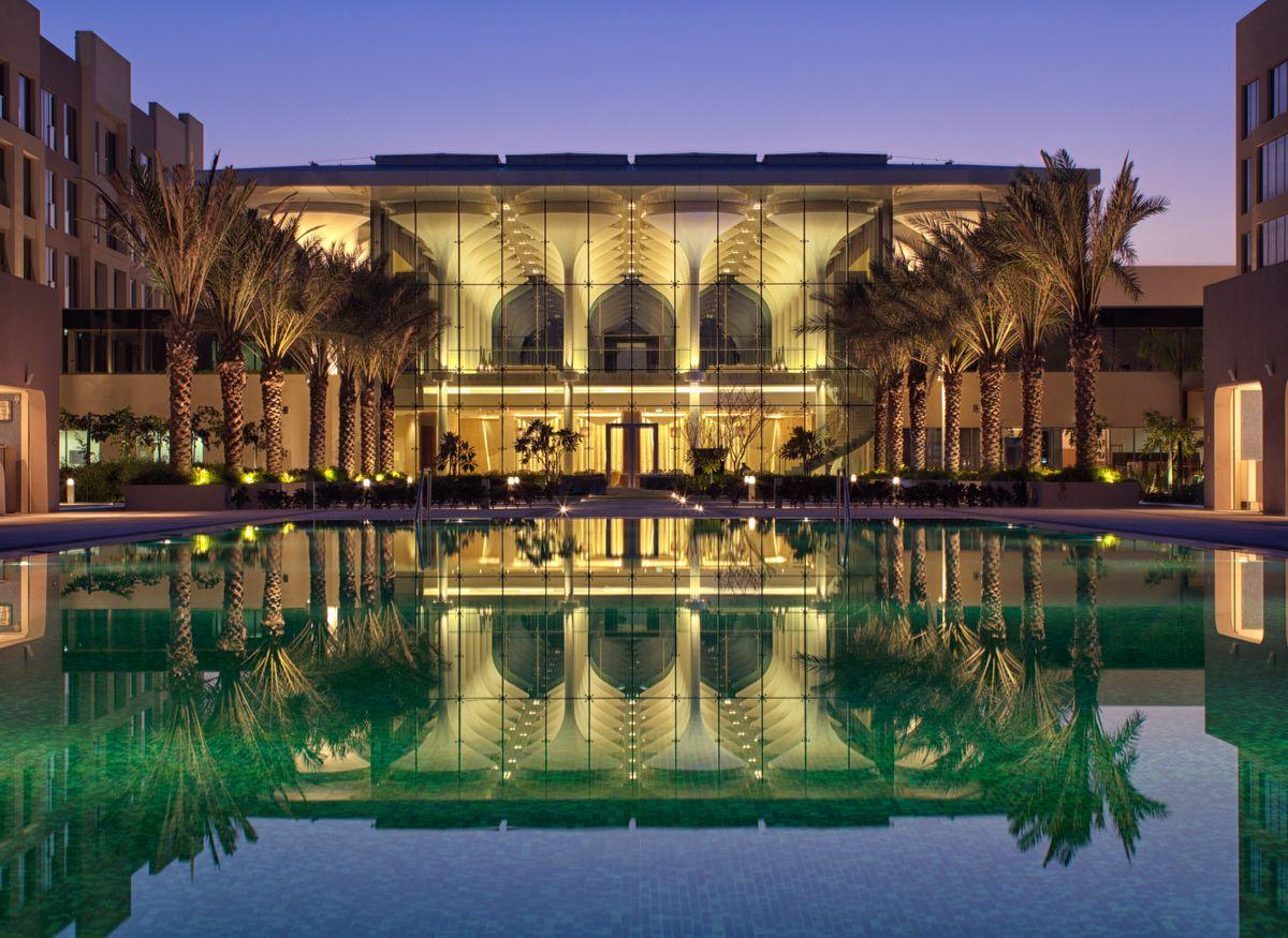 Five-star luxury in Oman