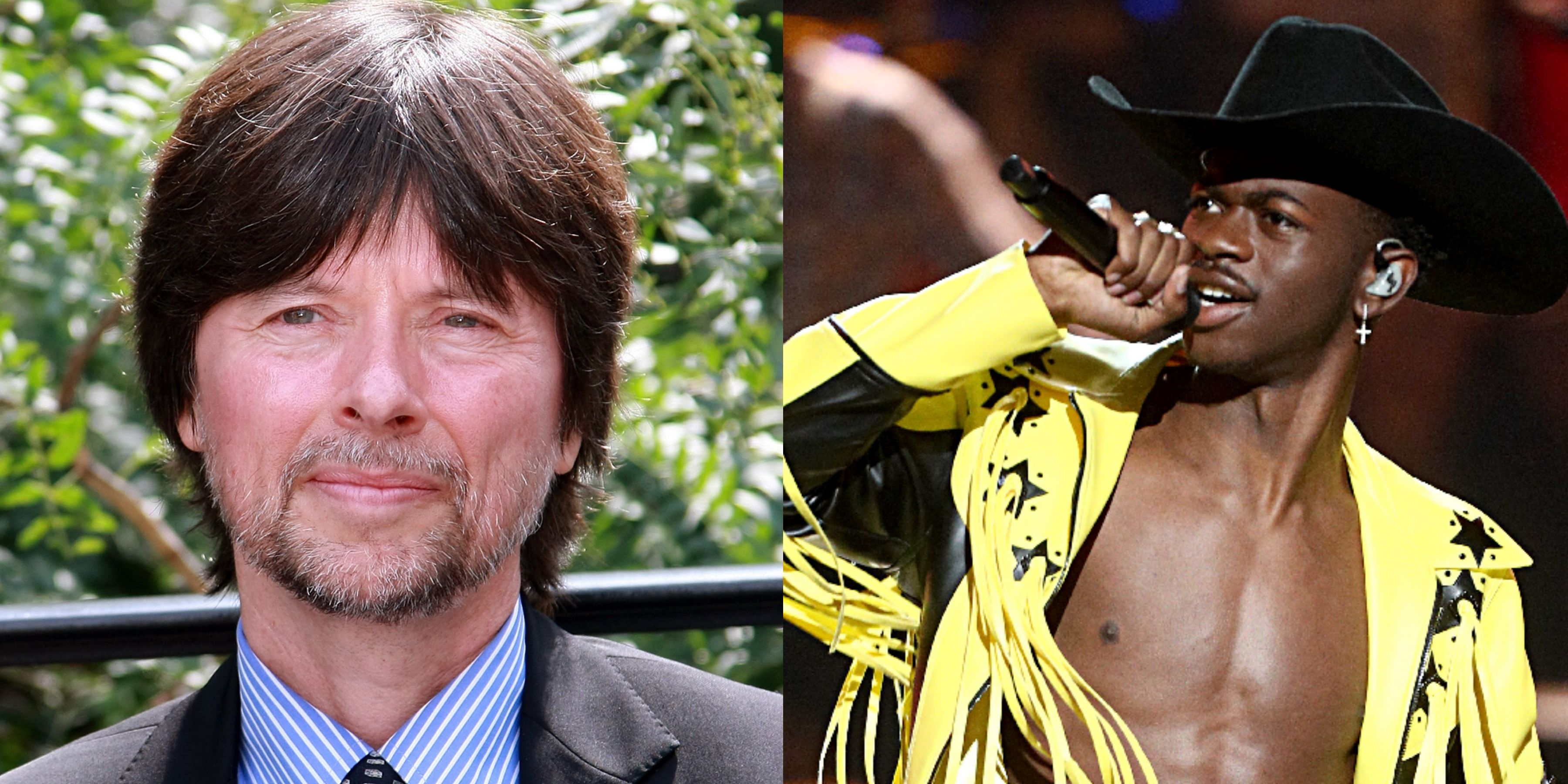 Ken Burns Says Lil Nas X Is a 'Mic-Drop' Moment For Country Music