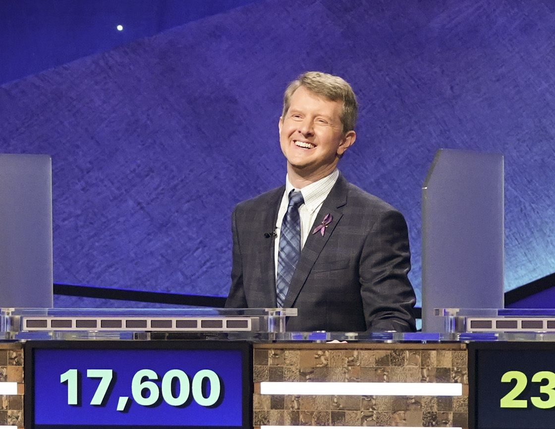 'Jepoardy!: GOAT' Winner Ken Jennings Initially Said No To Doing The Tournament