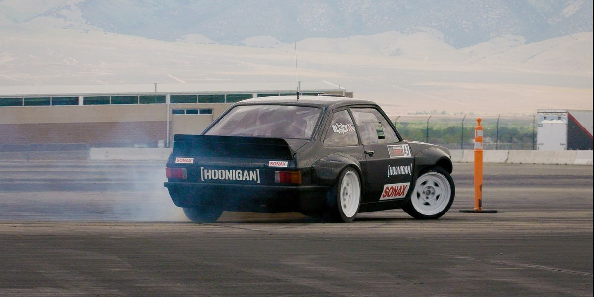 Learning to Make the Donuts with Lia and Ken Block