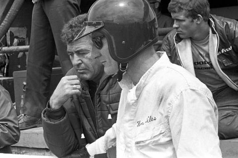 Ken Miles, Carroll Shelby, 24 Hours Of Le Mans