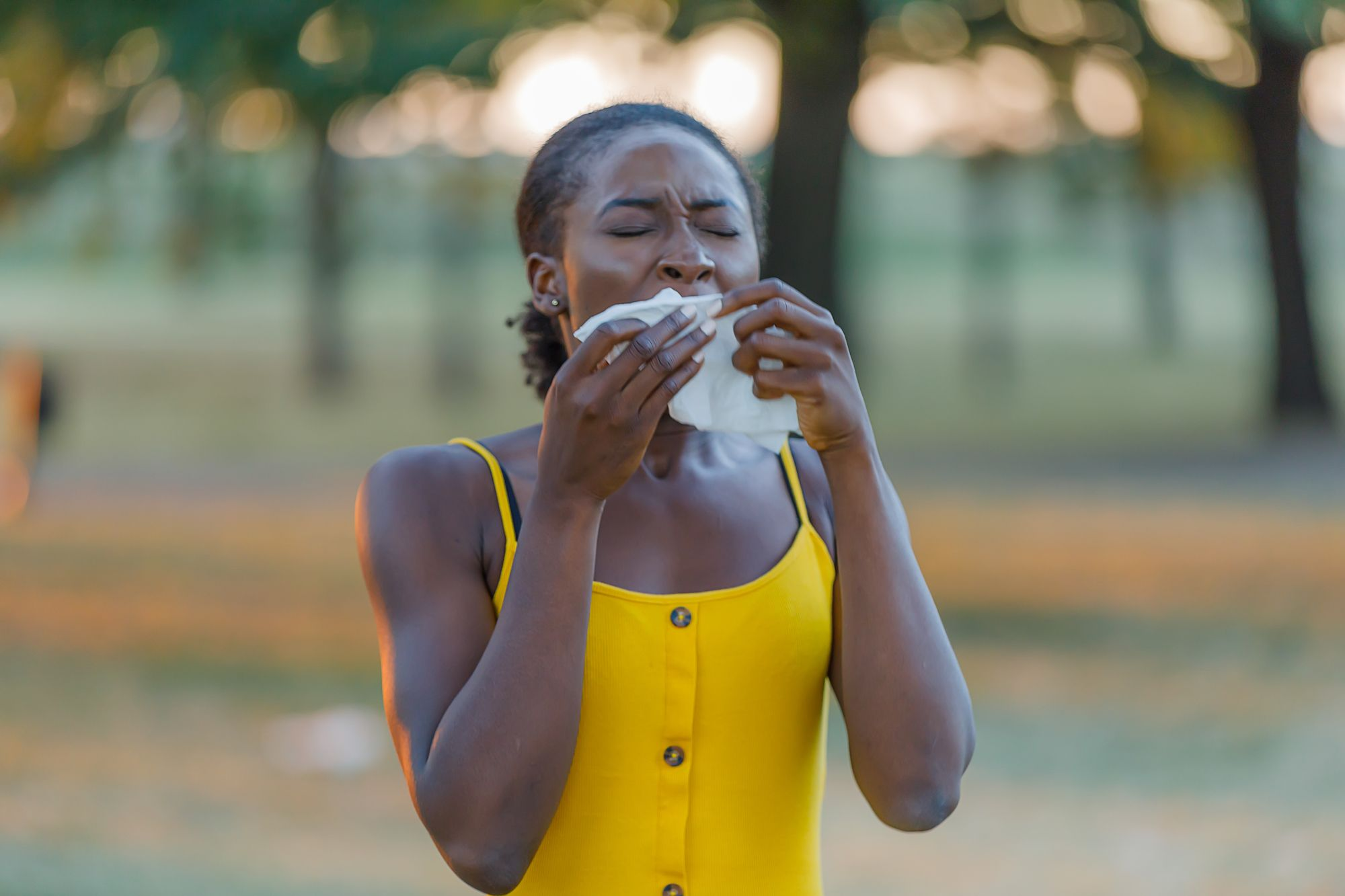Kenalog: How the hay fever curing injection works