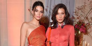 Kendall Jenner and Bella Hadid