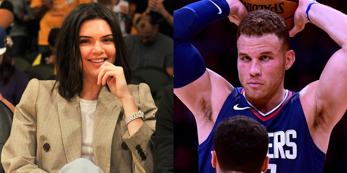 Which jenner girl is blake griffin dating