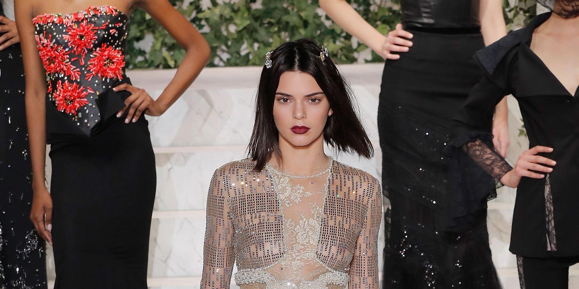 Kendall Jenner reageert op kritiek
