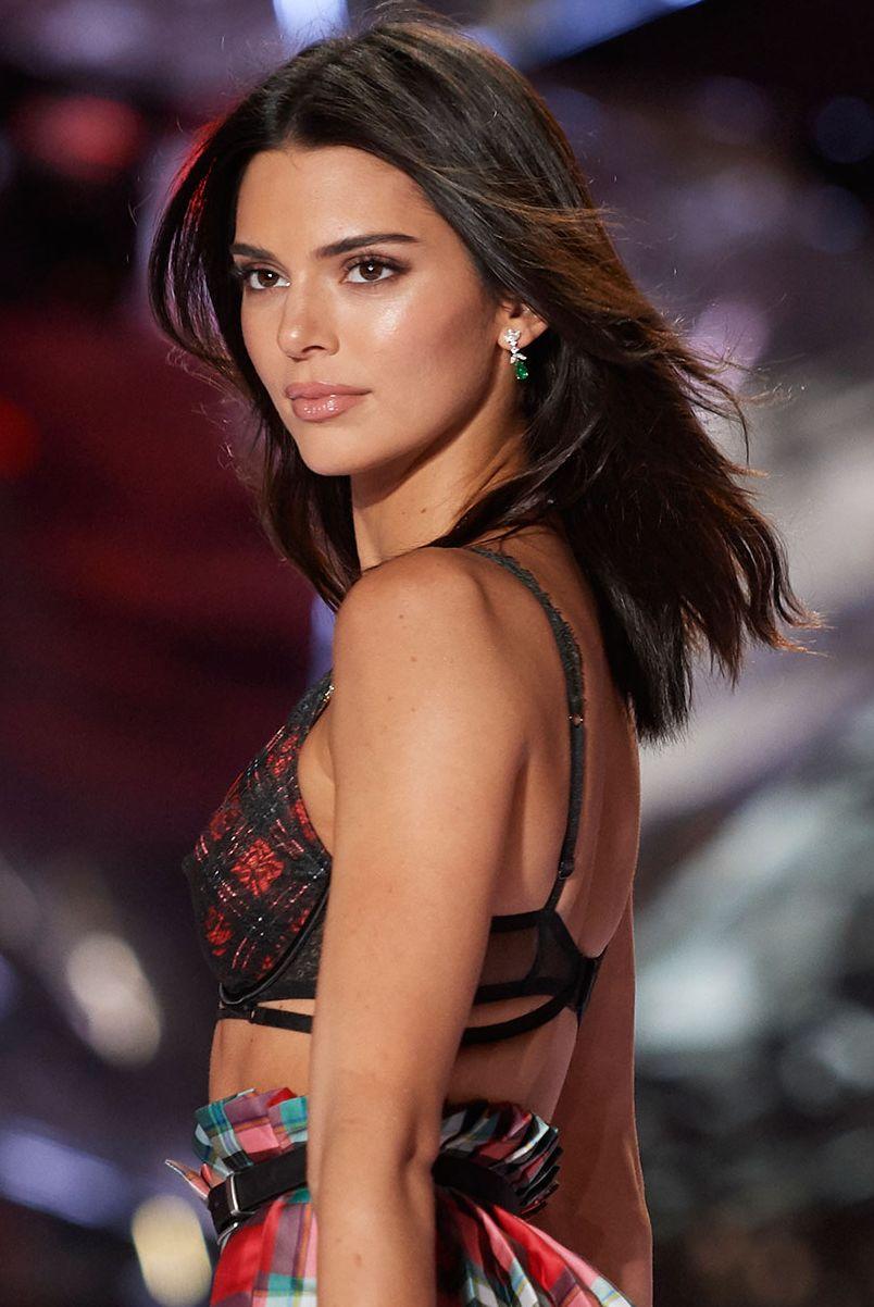 Kendall Jenner - celebrity beauty secrets