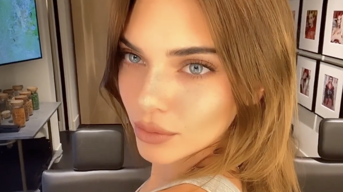 Kendall Jenner Dyed Her Hair Blonde And Looks Totally Different
