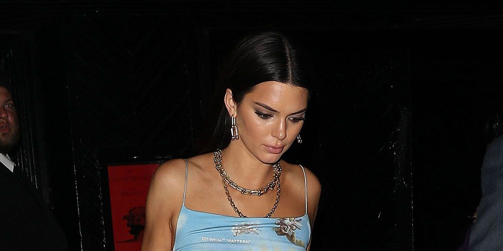 Kendall Jenner Met Gala After Party 2018