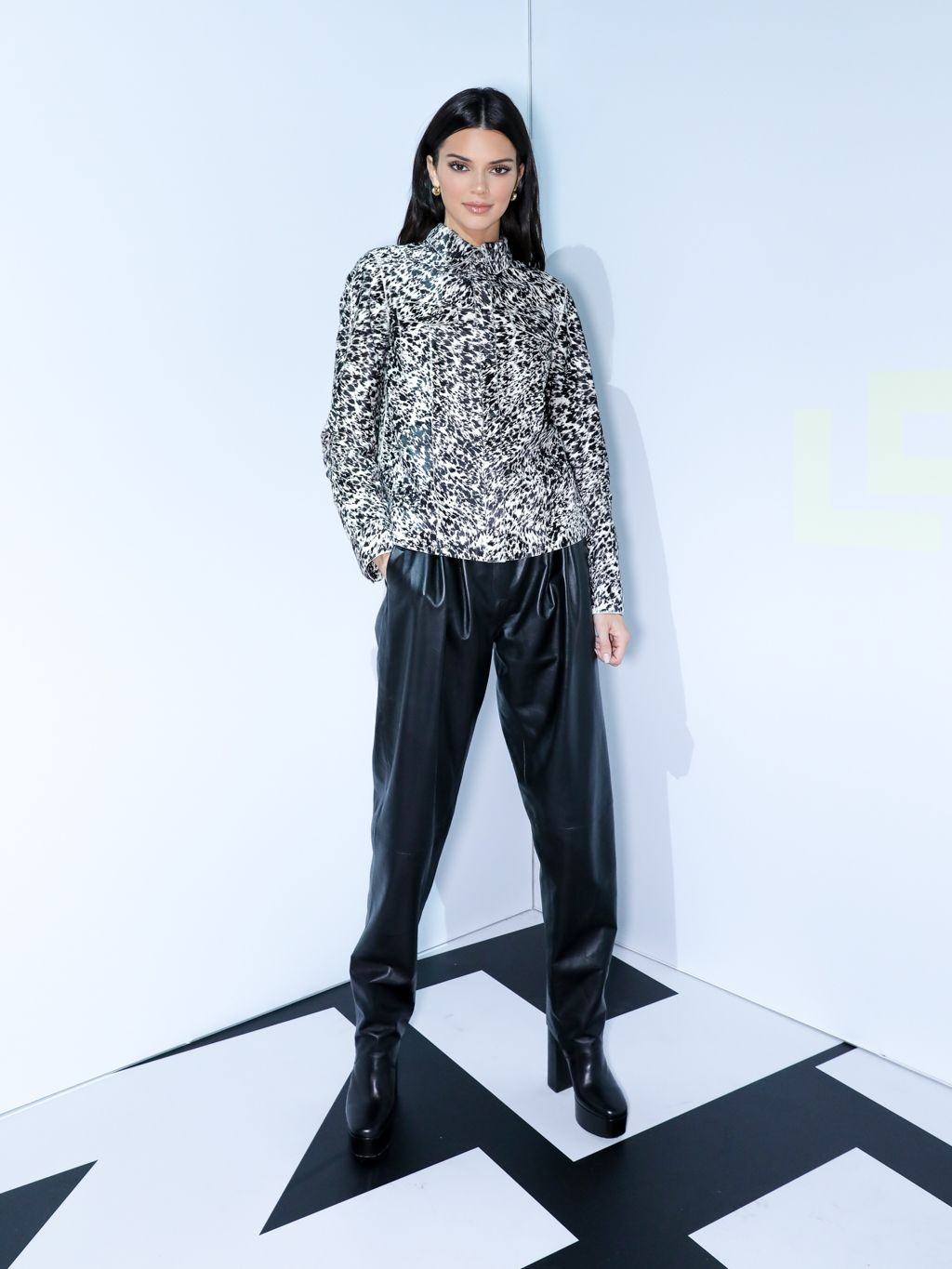 Kendall Jenner Kendall Jenner celebrated the launch of Longchamp LGP in New York City on May 14.