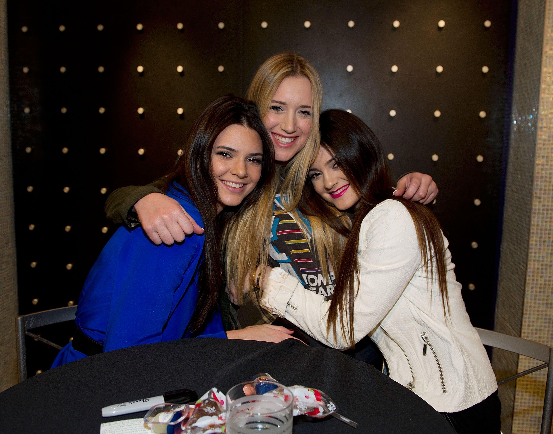 Kylie Jenner and Her Best Friend Anastasia Karanikolaou Got Matching Stormi Tattoos