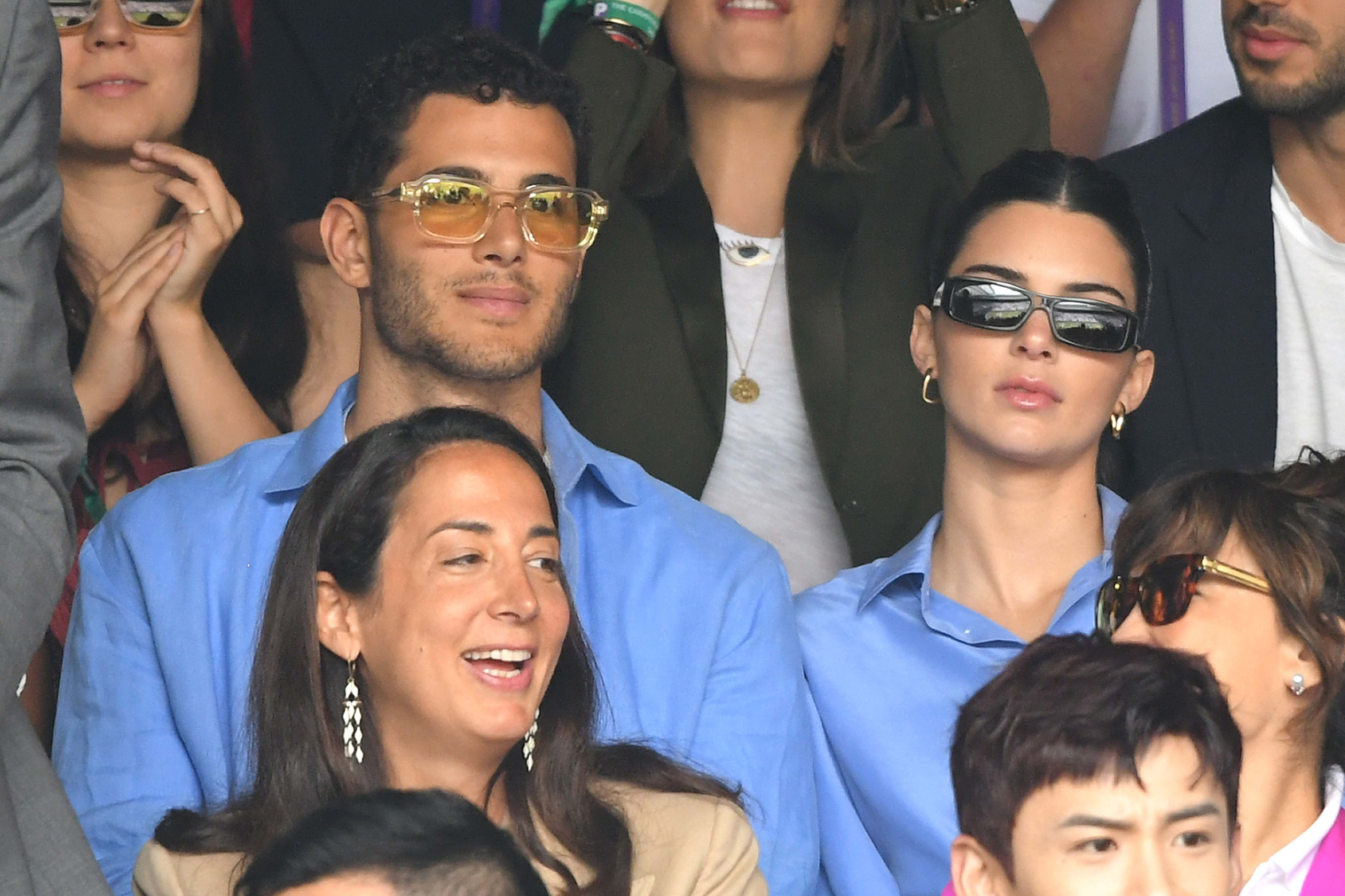 All About Fai Khadra, Kendall Jenner's Go-To Wedding Date