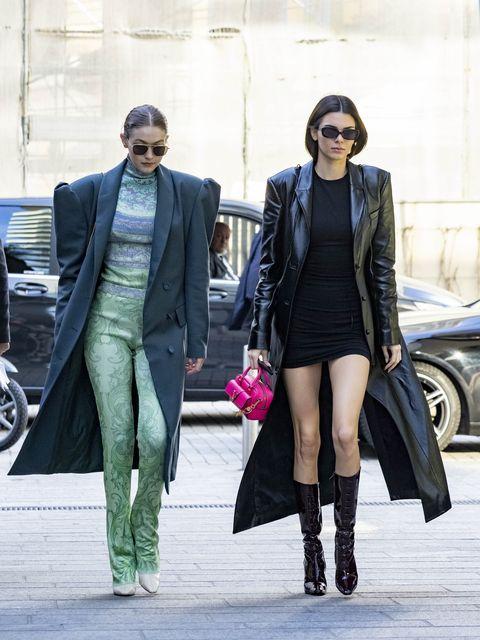 Celebrity Sightings: February 21st - Milan Fashion Week Fall/Winter 2020-2021