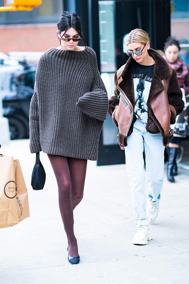 celebrity sightings in new york city   february 9, 2018