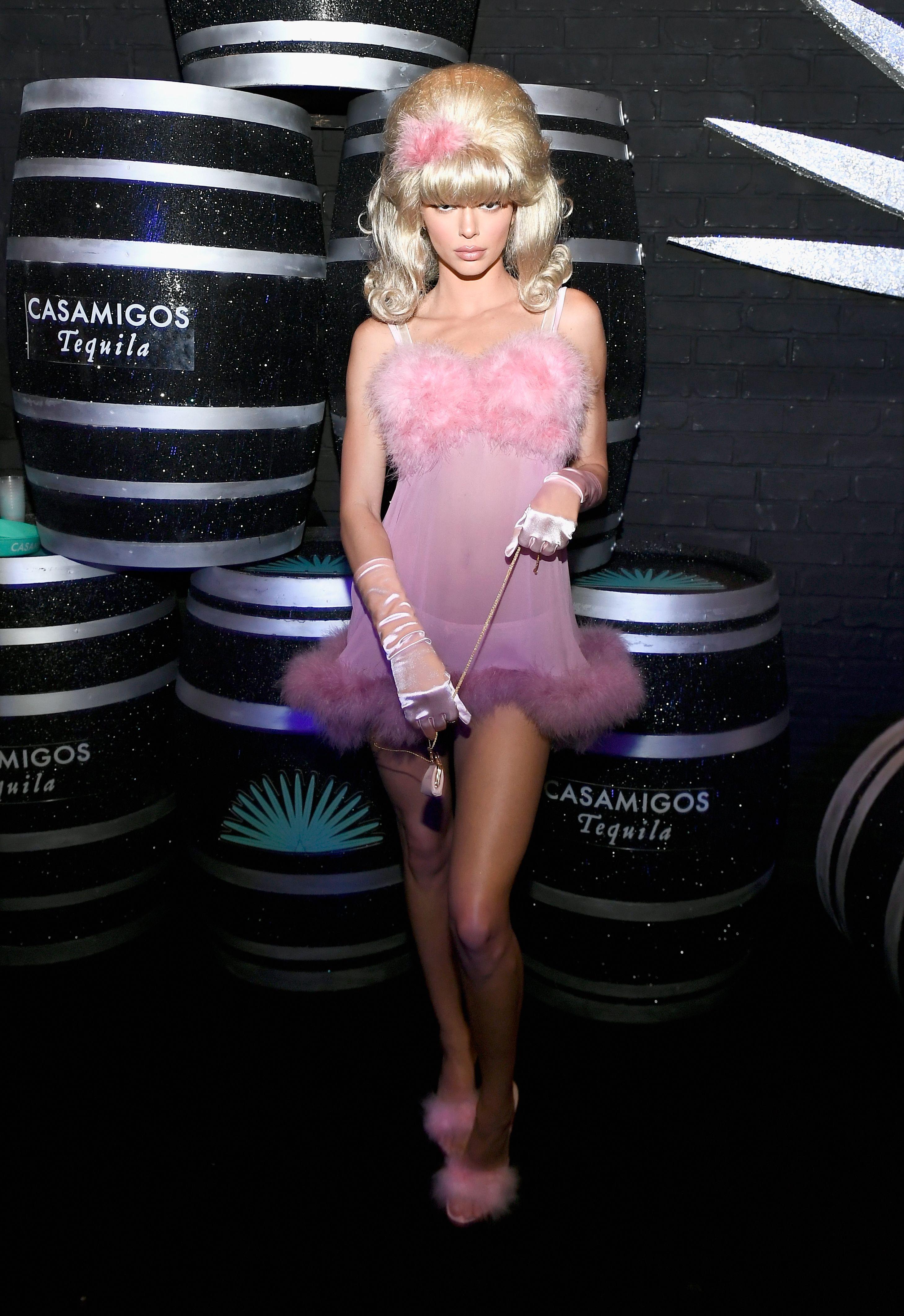 Casamigos Halloween Party At CATCH Las Vegas At ARIA Resort & Casino