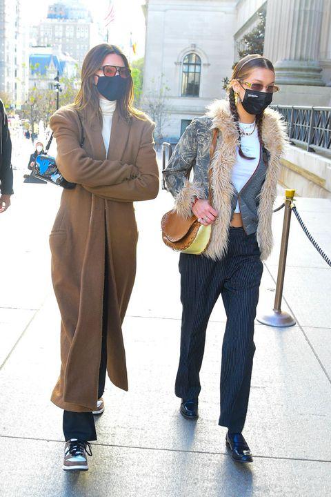 celebrities wearing masks coronavirus